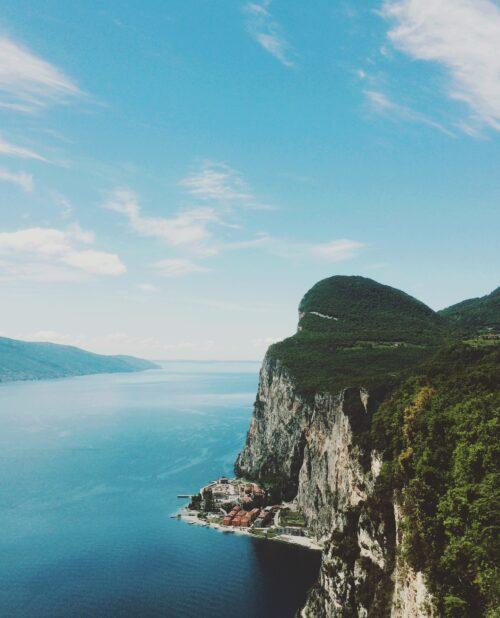 Tremosine view Italy