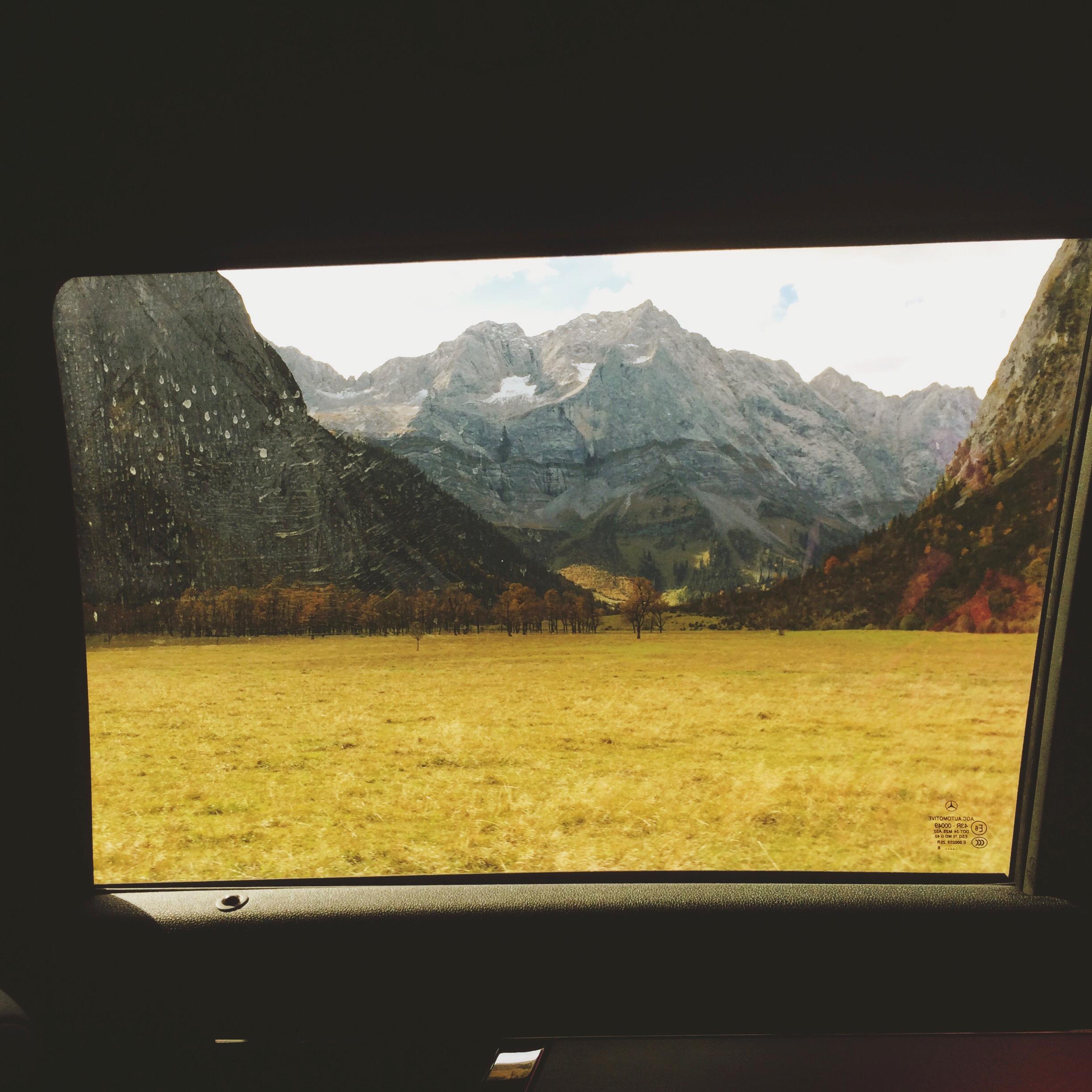 Karwendel Hinterriss Österreich Alpen