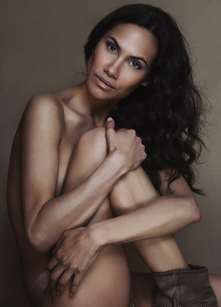 Nude Portrait with Yamelin Puchbauer