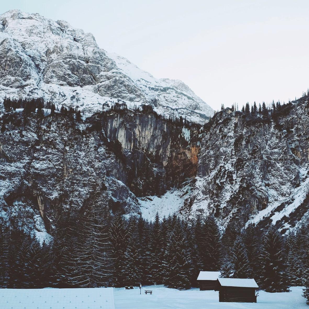 Seebenfall; Ehrwald; Tirol; Oesterreich