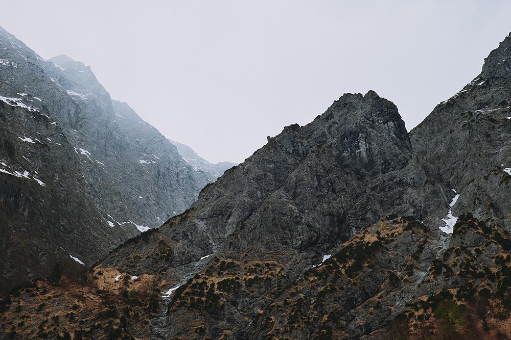 Watzmann; Berchtesgaden; Bayern; Deutschland