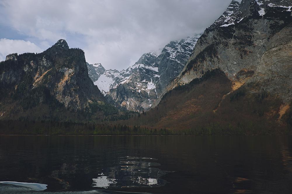 Watzmann; Königsee; Berchtesgaden; Bayern; Deutschland