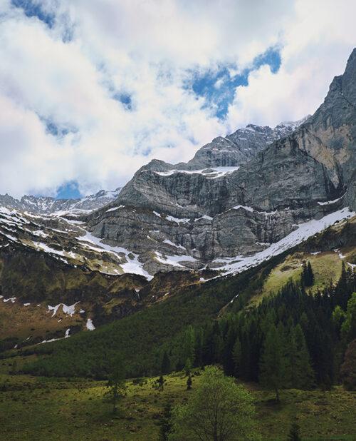 Hinterriss; Karwendel; Österreich