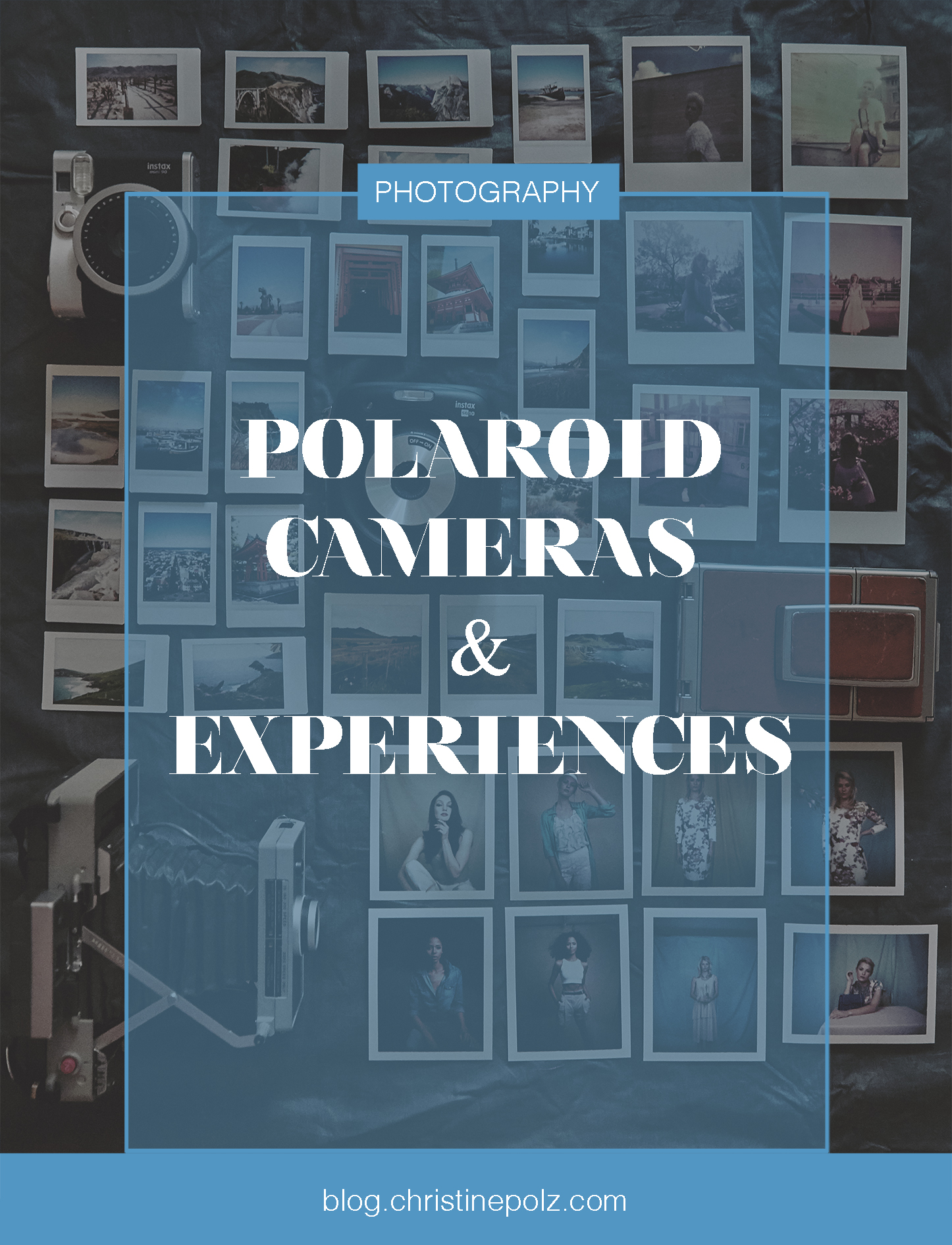 Polaroid Cameras & Experiences