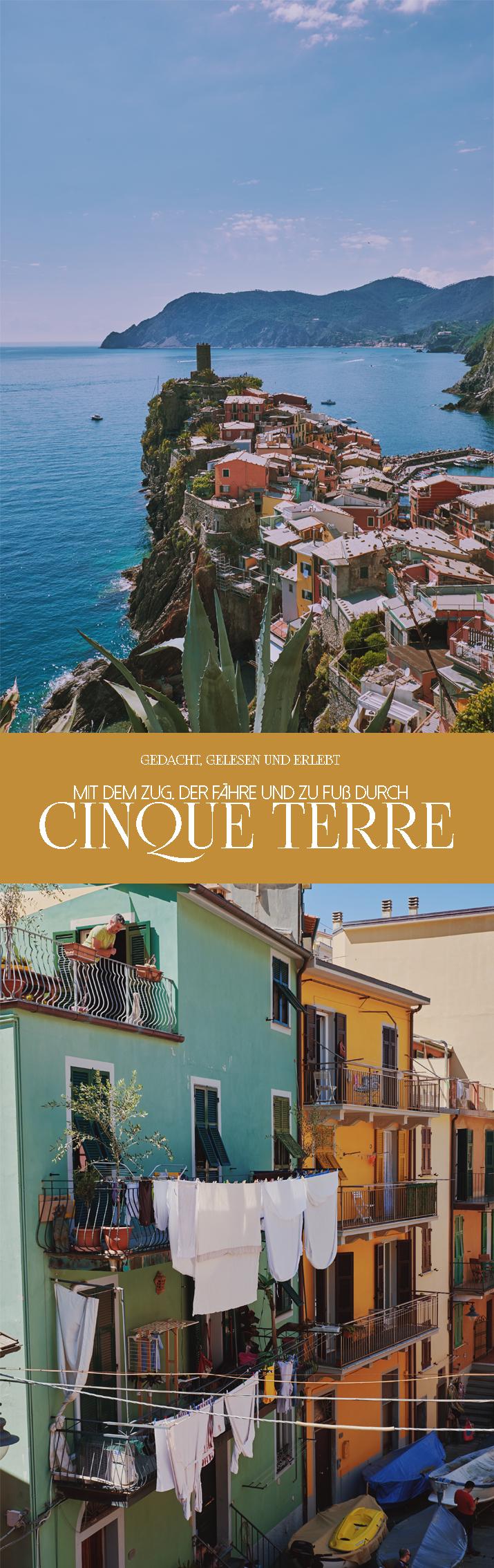Tipps für Cinque Terre
